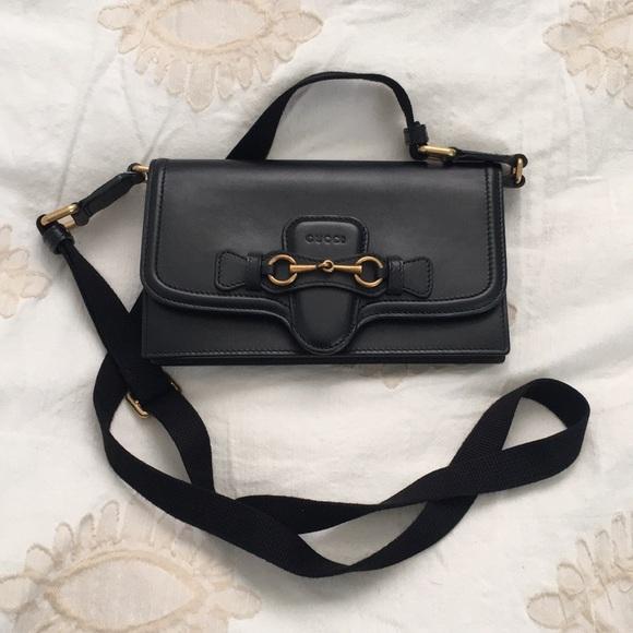 d800fcab0a39 Gucci Bags | Lady Web Convertible Wallet | Poshmark